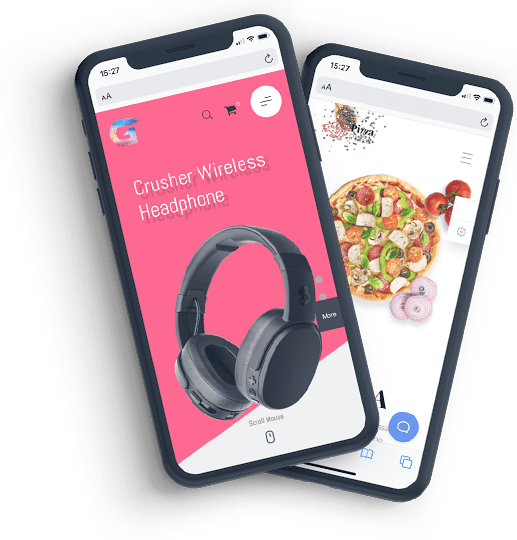 Responsive Webdesign Agentur iphone