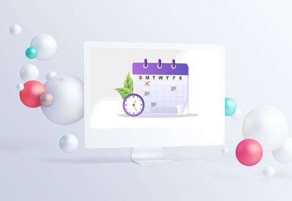 Booking Produkt min - Glückskind Webdesign Musterkatalog